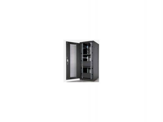 """Шкаф напольный 19"""" 42U Estap ServerMax SRV42UBF1R1 600x1000mm черный"""