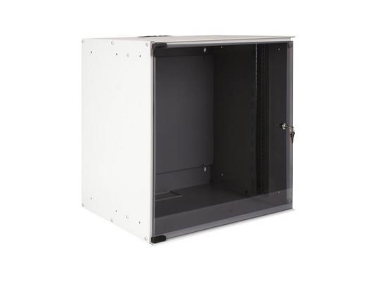 """Шкаф настенный 19"""" 12U Estap SOHOline SOHO12U40G 520x400mm серый"""