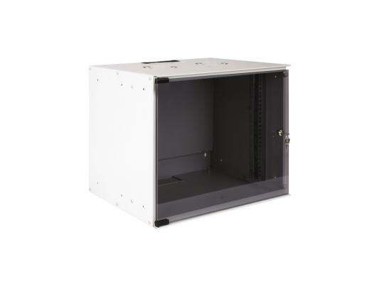 """Шкаф настенный 19"""" 9U Estap SOHOline SOHO9U40G 520x400mm серый"""