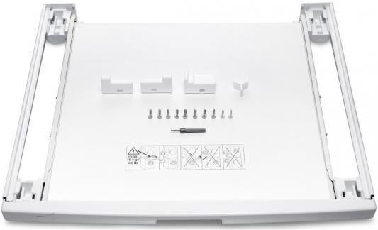 Соединительный элемент Bosh WTZ11400 для сушильных машин WTB/WTY и полноразмерной стиральной машиной с выдвижной полочкой