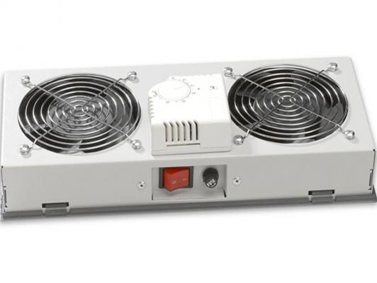 Фото - Вентиляторный модуль Estap M35HV2FTG 2 вентилятора термостат для шкафов EuroLine и EcoLine серый вентиляторный блок tlk для настенных шкафов twc twa 2 вент без шнура серый