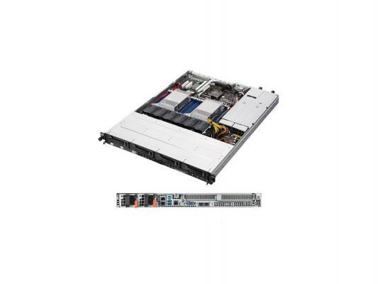 лучшая цена Серверная платформа Asus RS500-E8-RS4 1U 2xLGA2011-3 C612 16xDDR4 2xPCIex16 1xPCIex8 9xSATAIII