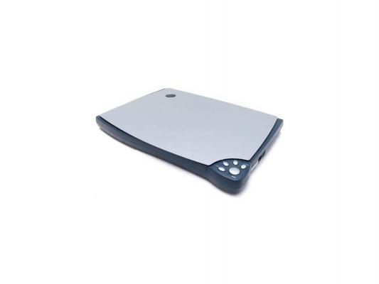 Mustek Bear Paw 2400CU II/2400CU Plus II (98-117-02080) {A4, 1200dpi, 48-bit, USB, 5 кнопок}