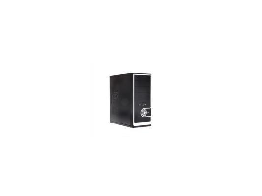 Корпус ATX Super Power 3029C 500 Вт чёрный серебристый