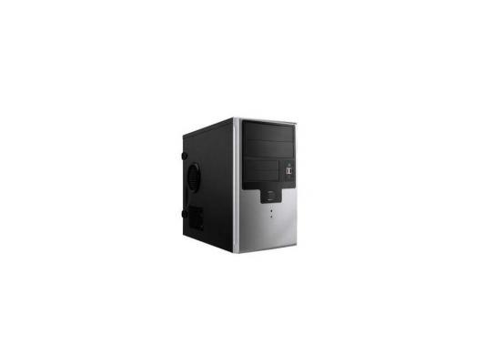 Корпус microATX InWin EM-009 BS 450 Вт чёрный серебристый