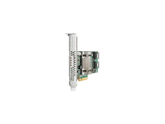 Контроллер HP H240 Smart HBA 726907-B21 цена и фото