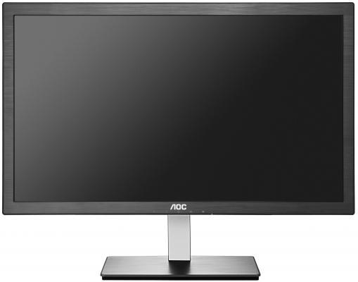 Монитор 23.6 AOC i2476Vwm/01 монитор 21 5 aoc i2269vwm 01 glossy black i2269vwm 01
