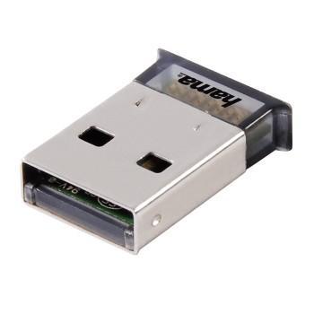 Беспроводной USB адаптер Hama 49218 Class2 Bluetooth 4.0