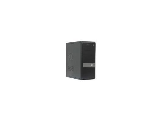 Корпус ATX Super Power 3067 C 350 Вт чёрный серебристый