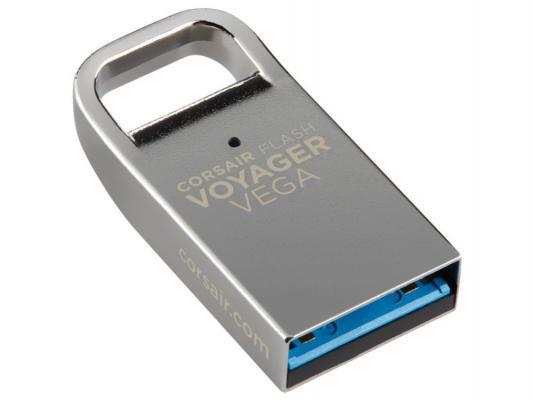 Флешка USB 16Gb Corsair Voyager Vega USB3.0 серебристо-черный CMFVV3-16GB