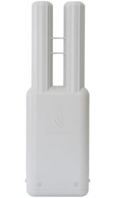 Маршрутизатор MikroTik OmniTikU-5HnD 802.11n 200Mbps 5 ГГц 4xLAN USB USB белый