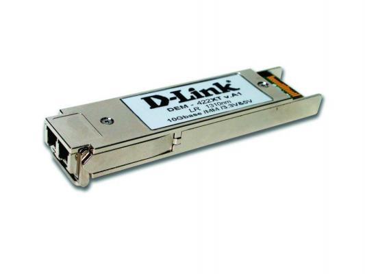 Трансивер сетевой D-Link DEM-422XT/С1A XFP 10G SM 10KM