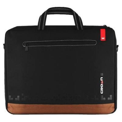 """все цены на Сумка для ноутбука 15.6"""" Crown CMB-440 синтетика черный"""