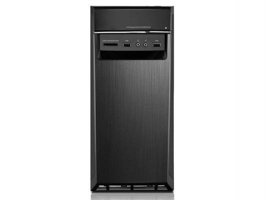 Компьютер Lenovo LN H50-50 Pentium G3250 (3.2)/4G/500G/NV GT705 1G/DVD-SM/CR/W180/DOS (90B7002QRS) (Black-Silver)
