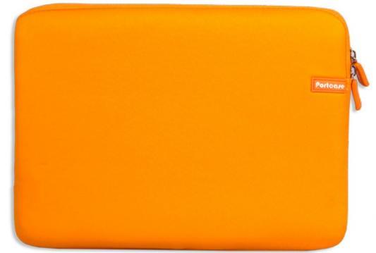 Чехол для ноутбука 14 PortCase KNP-14OR оранжевый