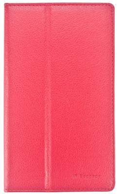 Чехол IT BAGGAGE для планшета ASUS MeMO Pad 7 ME572C/CE искуcственная кожа красный ITASME572-3 чехол для планшета it baggage для memo pad 8 me581 черный itasme581 1 itasme581 1