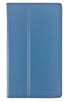 Чехол IT BAGGAGE для планшета ASUS MeMO Pad 7 ME572C/CE искуcственная кожа синий ITASME572-4 чехол для планшета it baggage для memo pad 8 me581 черный itasme581 1 itasme581 1