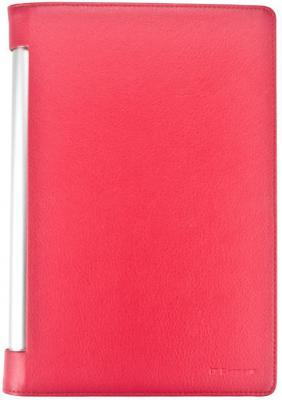 """Чехол IT BAGGAGE для планшета Lenovo Yoga Tablet 2 10"""" искуственная кожа красный ITLNY210-3"""