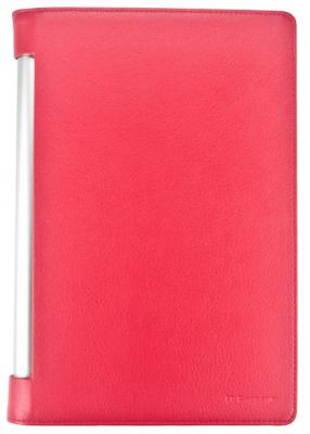 Чехол IT BAGGAGE для планшета Lenovo Yoga Tablet 2 10 искуственная кожа красный ITLNY210-3 чехол для планшета proshield lenovo yoga tablet 10 3 pro yoga book yb1 x90f