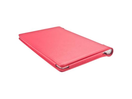 Чехол IT BAGGAGE для планшета Lenovo Yoga Tablet 2 8 искуственная кожа красный ITLNY282-3 чехол it baggage red для планшета lenovo yoga tablet 2 yoga itlny282 3