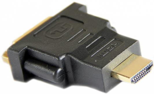 Переходник Aopen HDMI-DVI-D позолоченные контакты ACA311 переходник ningbo hdmi m dvi d f позолоченные контакты черный cab nin hdmi m dvi d f