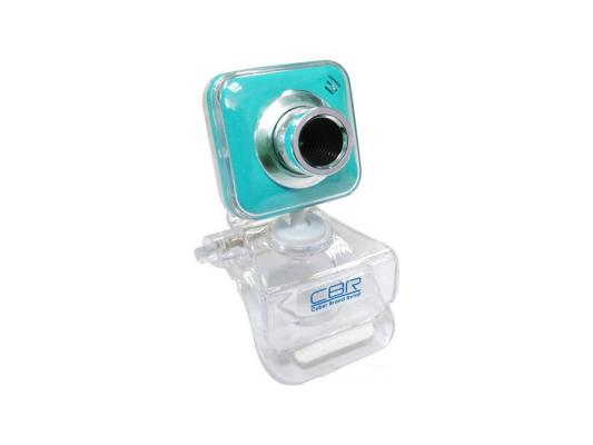Веб-Камера CBR CW-834M синий