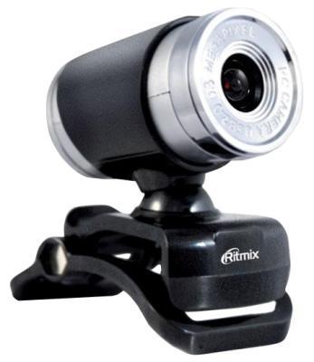 Веб-Камера Ritmix RVC-007M черный