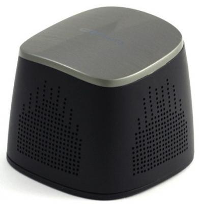 Портативная акустика Crown CMBS-305 черно-серебристый CM000001198