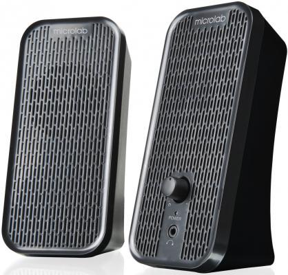 Колонки Microlab B55v2 4 Вт USB черный