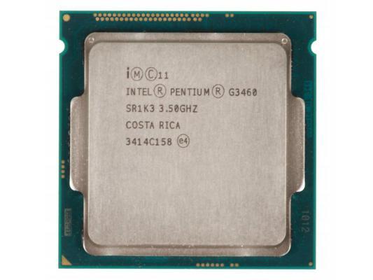 Процессор Intel Pentium G3460 3.5GHz 3Mb Socket 1150 BOX