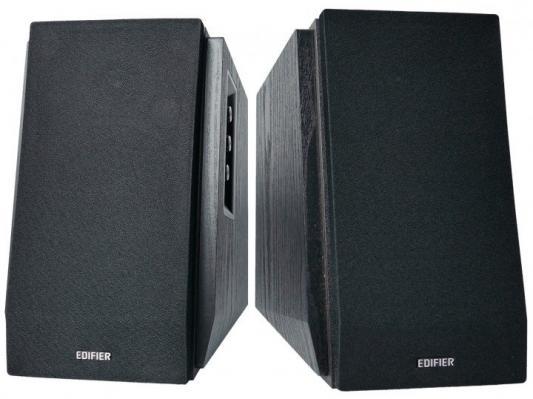 Колонки Edifier R1700BT RMS 2x33Вт черный дерево крейсер edifier h190 высокого качества энтузиастов телефон уха гарнитура kuya черный