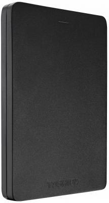 """Внешний жесткий диск 2.5"""" USB3.0 500Gb Toshiba Canvio Alu HDTH305EK3AA черный"""