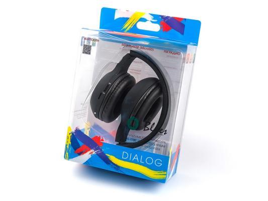 купить Гарнитура Dialog HS-17BT черный онлайн