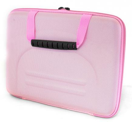 """Сумка для ноутбука 10.2"""" Highpaq B-01 EVA розовый 160094"""