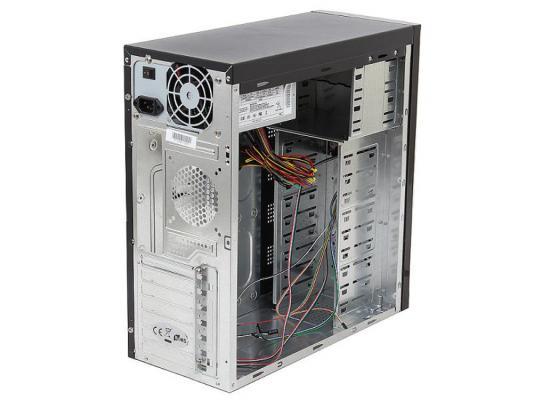 Корпус microATX Super Power Winard 5819 450 Вт чёрный