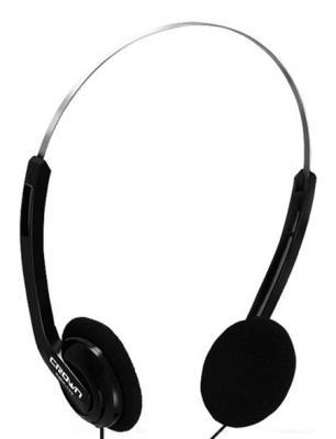 Гарнитура Crown CMH-102 черный