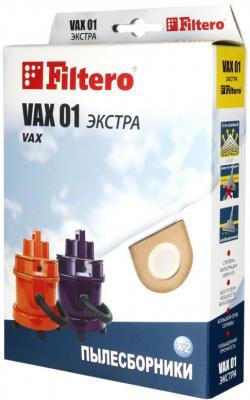 Пылесборник Filtero VAX 01 Экстра тканевый 2шт