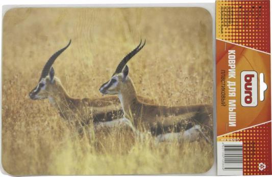 Коврик для мыши Buro BU-M40077 рпластик антилопы