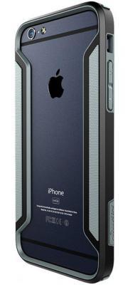 Бампер Nillkin Armor-Border serie для iPhone 6 чёрный T-N-iPhone6-017