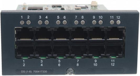 Модуль Avaya IPO 500 EXTN CARD DGTL STA 8 700417330