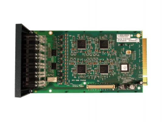 Модуль Avaya IPO 500 EXTN CARD PHONE 700417231 модуль avaya ipo 500 rack mntg kit 700429202
