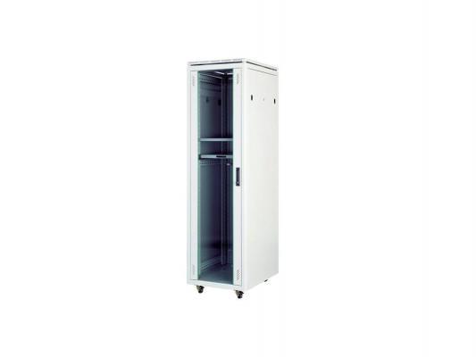 """Шкаф напольный 19"""" 39U Estap Universal Line CKR39U66GF1R2 600x600mm серый"""