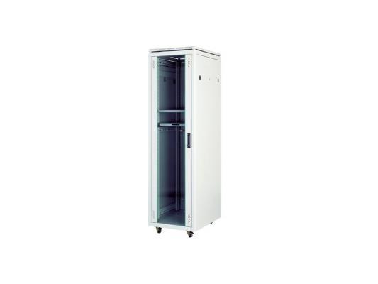 """Шкаф напольный 19"""" 39U Estap Universal Line CKR39U68GF1R2 600x800mm серый"""