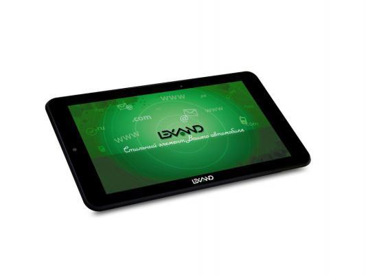 Навигатор LEXAND SB-7 HD 7 1024x600 microSDHC Bluetooth FM-трансмиттер черный Navitel