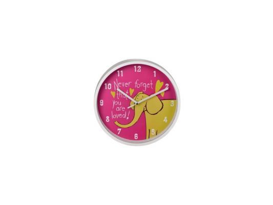 Часы Hama Elephant H-123171 настенные аналоговые детские hama h 109802 детские