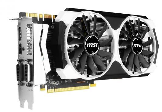 MSI NVIDIA GeForce GTX 970 / 4Gb