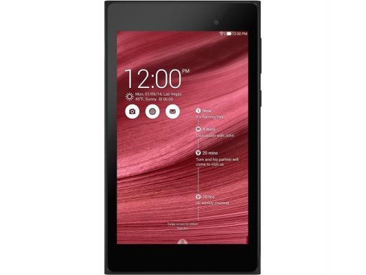 "Планшет ASUS ME572CL 16Gb 7"" 1900x1200 Z3560 1.8GHz 2Gb 3G Wi-Fi BT Android красный 90NK00R3-M00410"