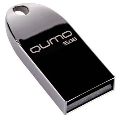 Флешка USB 16Gb QUMO Cosmos USB2.0 Dark черный QM16GUD-Cos-d