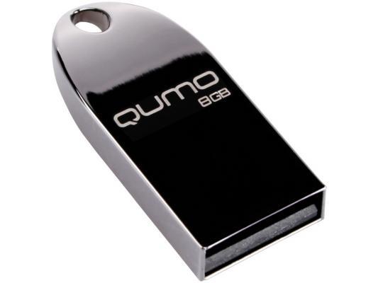 Флешка USB 8Gb QUMO Cosmos USB2.0 Dark черный QM8GUD-Cos-d