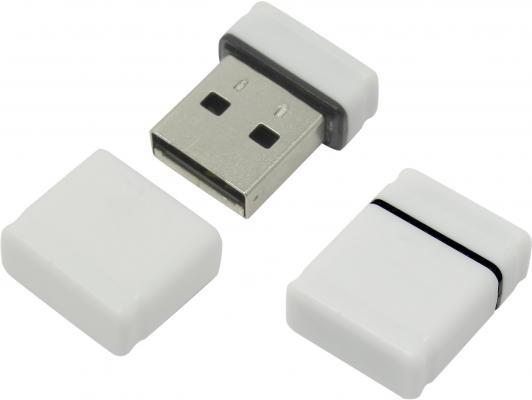 Флешка USB 8Gb QUMO NanoDrive USB2.0 белый QM8GUD-NANO-W